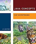 Java Concepts (4TH 05 - Old Edition)