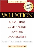 Valuation Measuring & Managing the Value of Companies