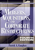 Mergers Acquisitions & Corporate Restructurings
