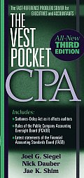 Vest Pocket Cpa 3rd Edition