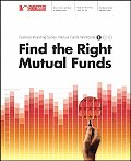 Find The Right Mutual Funds