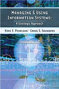Managing & Using Information Systems 3rd Edition