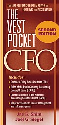 Vest Pocket Cfo 2nd Edition