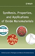 Synthesis Properties & Applications of Oxide Nanomaterials