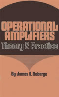 Operational Amplifiers Theory & Practice
