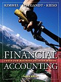 Financial Accounting: Tools for Business Decision Making Cover