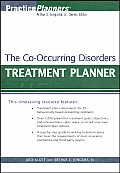 Co Occurring Disorders Treatment Planner