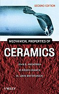 Mechanical Properties Of Ceramics 2nd Edition