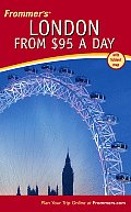 Frommers London From 95 A Day 10th Edition