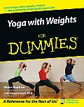 Yoga with Weights for Dummies (For Dummies)