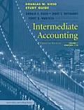 Study Guide for Intermediate Accounting Volume 1 Chapters 1-14 12th Edition