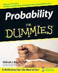 Probability for Dummies (For Dummies) Cover