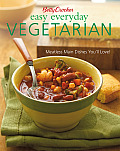 Betty Crocker Easy Everyday Vegetarian Meatless Main Dishes Youll Love
