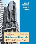 Design of Reinforced Concret Aci 318 7TH Edition