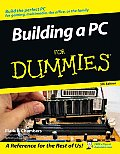Building A PC For Dummies 5th Edition