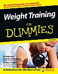 Weight Training for Dummies(r)