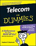 Telecom for Dummies (For Dummies)
