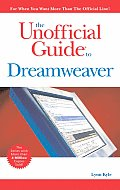 Unofficial Guide to Macromedia Dreamweaver 8