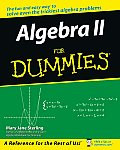 Algebra II for Dummies (For Dummies)