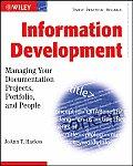 Information Development Managing...