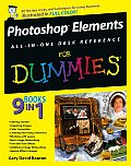 Photoshop Elements All-In-One Desk Reference for Dummies (For Dummies)