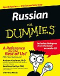 Russian for Dummies: with CD (Audio) (For Dummies)