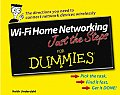 Wi Fi Home Networking Just the Steps for Dummies
