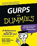 Gurps for Dummies. (For Dummies)