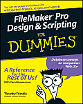 FileMaker Pro Design & Scripting for Dummies (For Dummies)