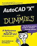 "AutoCAD ""X"" for Dummies (For Dummies)"