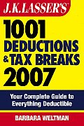 J.K. Lasser's 1001 Deductions and Tax Breaks: Your Complete Guide to Everything Deductible (J. K. Lasser's 1001 Deductions & Tax Breaks)