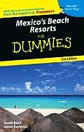 Mexico's Beach Resorts for Dummies (For Dummies)