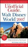 Unofficial Guide To Walt Disney World 2007