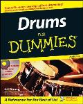 Drums for Dummies with CDROM (For Dummies)