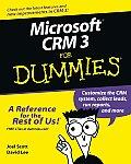 Microsoft CRM 3 For Dummies (For Dummies)