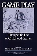 Game Play Therapeutic Use Of Childhood G