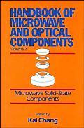 Handbook Of Microwave & Optical Components Volume 2
