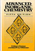 Advanced Inorganic Chemistry 5th Edition