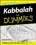 Kabbalah for Dummies (For Dummies)