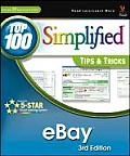 eBay Top 100 Simplified Tips & Tricks 3rd Edition