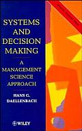 Systems and Decision Making (94 Edition)