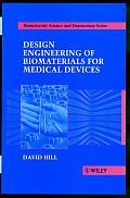 Design Engineering of Biomaterials