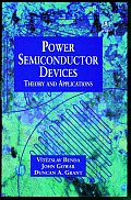 Power Semiconductor Devices (99 Edition)