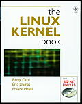 The Linux Kernel Book with CDROM