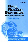 Ball & Roller Bearings Theory Design 3RD Edition