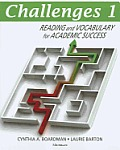 Challenges, Book 1: Reading and Vocabulary for Academic Success