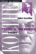 Poetry At One Remove Essays