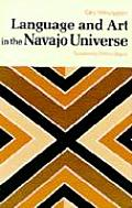 Language and Art in the Navajo Universe (77 Edition) Cover