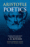 Poetics: (Theory of Poetry and Fine Art)