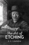 The Art of Etching Cover
